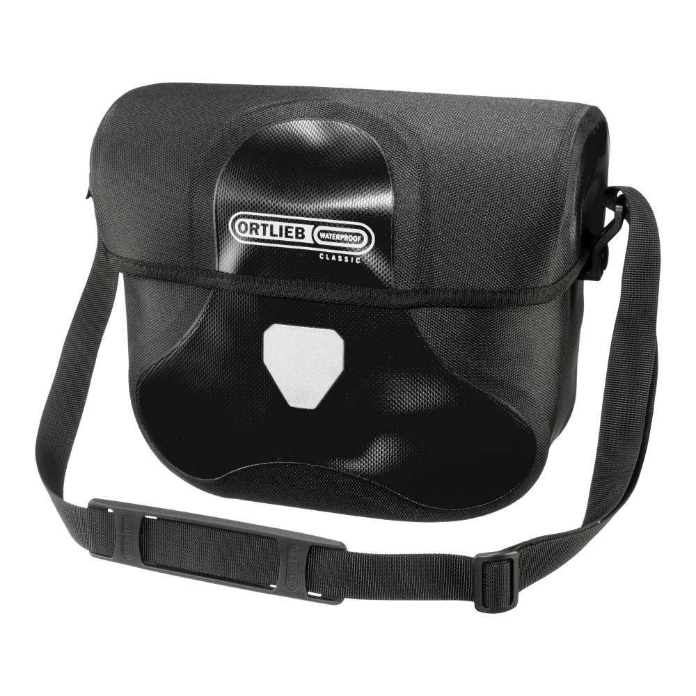 ORTLIEB Ultimate Six Classic - black