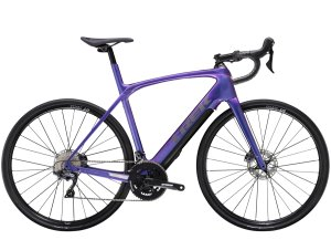 Trek Domane+ LT 58 Gloss Purple Flip