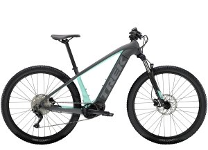 Trek Powerfly 4 625 M (29  wheel) Matte Solid Charcoal/Matte Miami