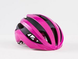 Bontrager Helm Velocis MIPS S Vice Pink CE