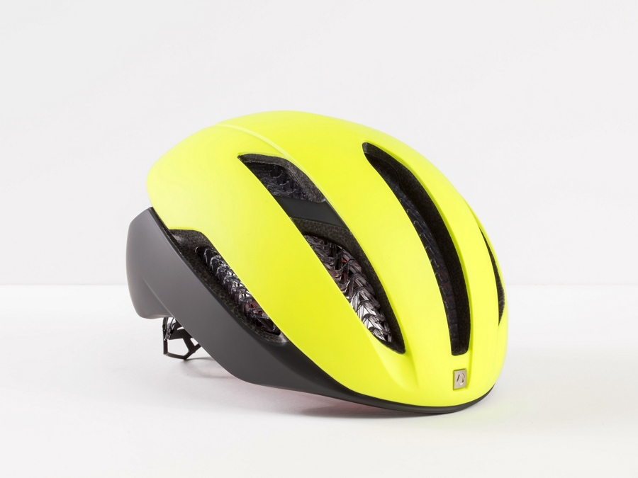 Bontrager Helm XXX WaveCel L Radioactive Yellow CE