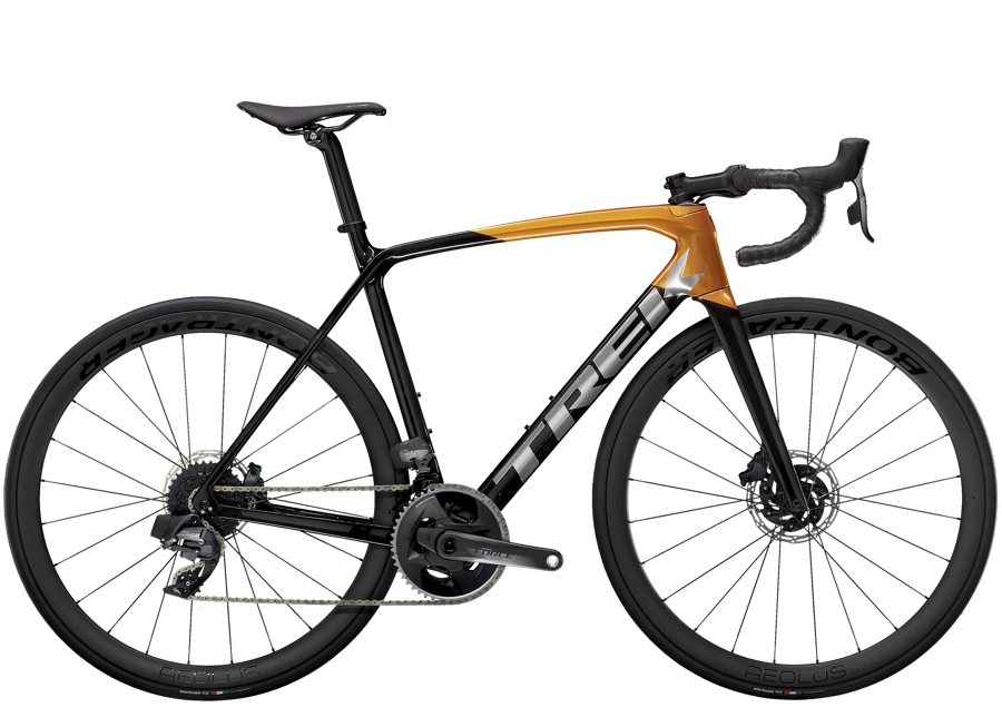 Trek Émonda SL 7 eTap 62 Carbon Smoke/Factory Orange
