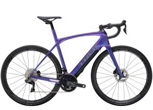 Trek Domane+ LT 9 52 Gloss Purple Flip