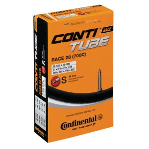 Continental Schlauch Race 28  18/25-622/630 Light Prestaventil 80 mm