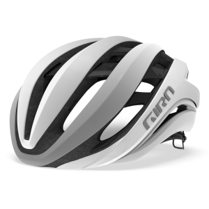 Giro Aether Spherical MIPS Helmet M matte white/silver