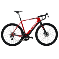 Look E-Road Bike 765 ULTEGRA DI2 57cm / XL red