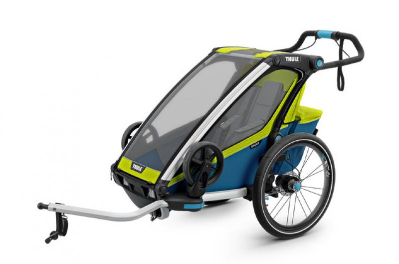 Thule Chariot Sport 1 charteuse